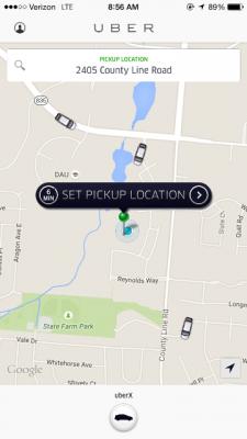 Uber Car Service