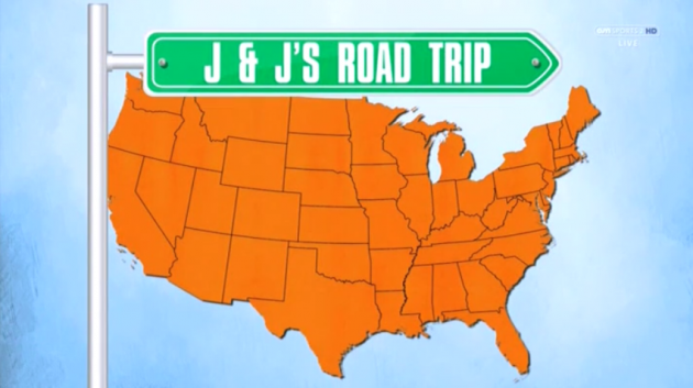 J&J Road Trip