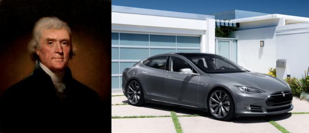 Jefferson Tesla