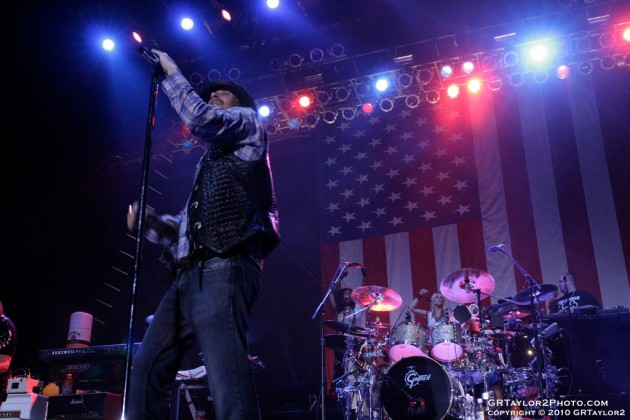 Chevy Announces Continued Sponsorship Of Kid Rock Despite
