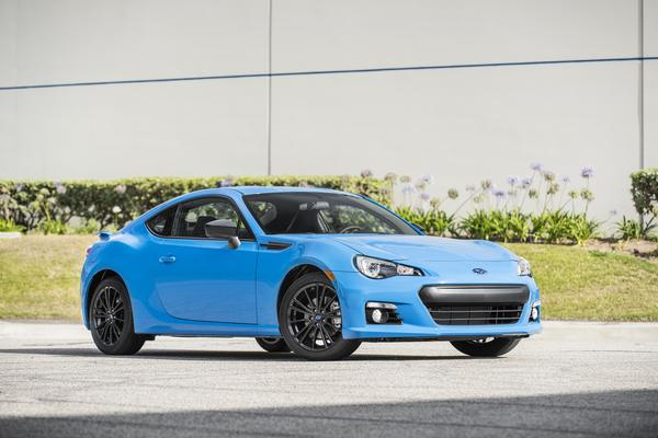 2016 subaru Series.HyperBlue BRZ price