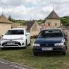 Toyota UK anniversary fleet