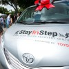 Toyota Stay in Step