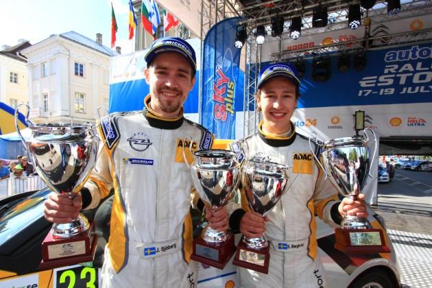 ADAC Opel Rallye Junior Team