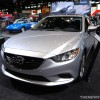 2016 Mazda6 Front Left