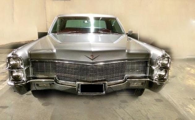 1965 Cadillac Coupe de Ville Mad Men auction