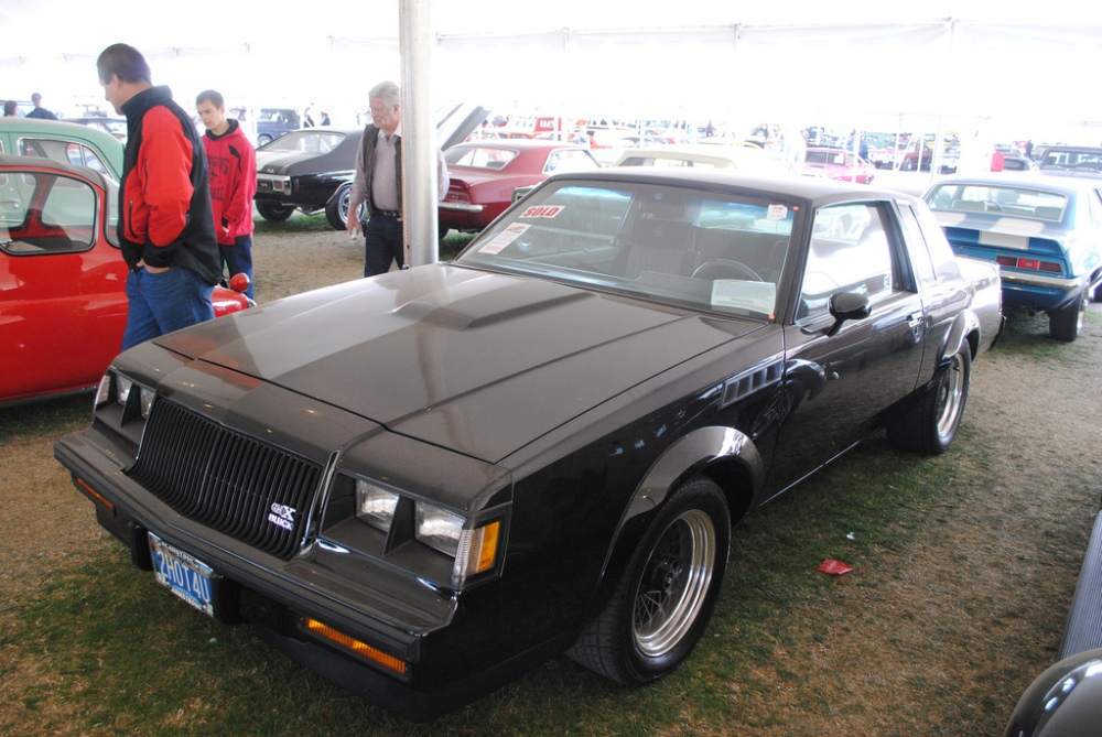 The 1987 Buick Grand National Gnx Is A Performance Car Clic News Wheel