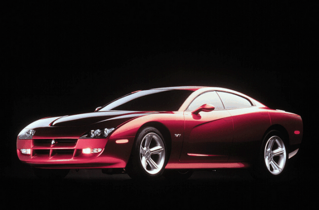1999 Dodge Charger Concept Car