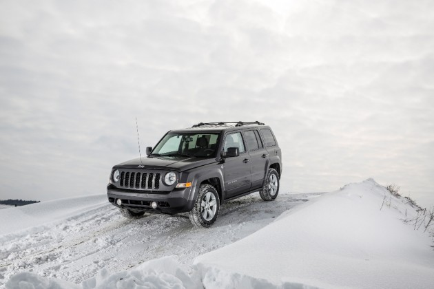 2015 Jeep Patriot Side