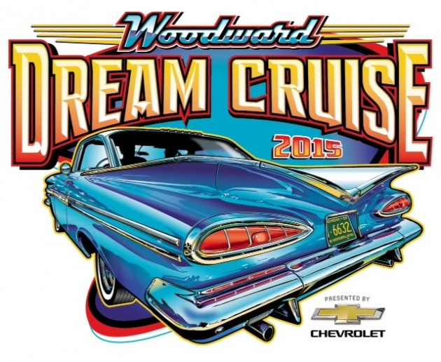 The 2015 Woodward Dream Cruise is taking place this Saturday in Metro Detroit