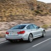 2016 BMW 4 Series Back