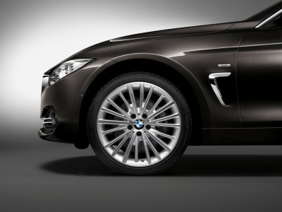 2016 BMW 4 Series Wheel