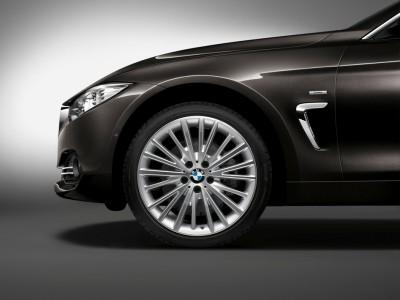 2016 BMW 4 Series Wheel