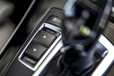 2016 BMW 6 Series Driving Mode