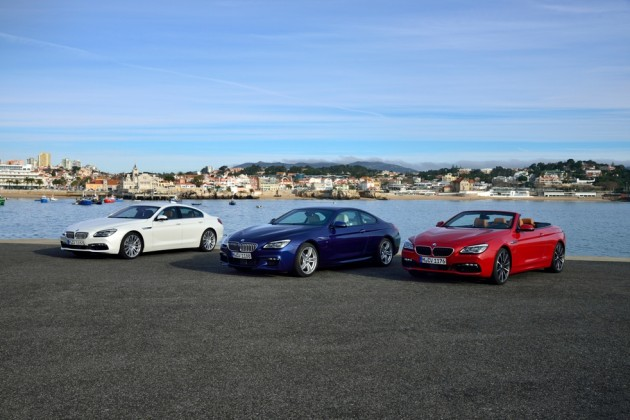 BMW 6 Series Family