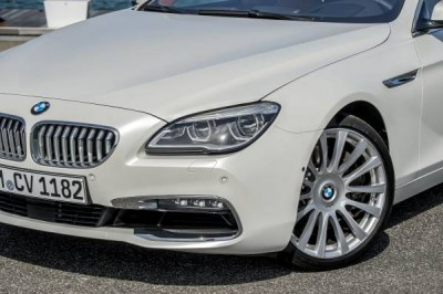 2016 BMW 6 Series Front End