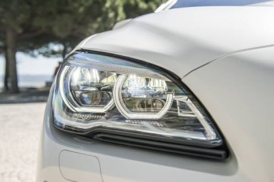 2016 BMW 6 Series Headlight