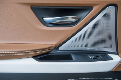 2016 BMW 6 Series Speakers and door handle