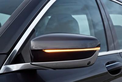 2016 BMW 7 Series Turn Signal