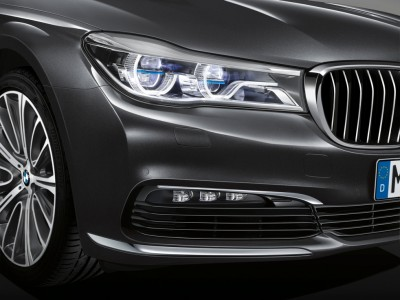 2016 BMW 7 Series Headlights