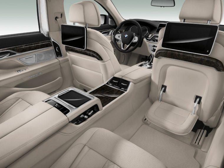 2016 BMW 7 Series Passenger Seat