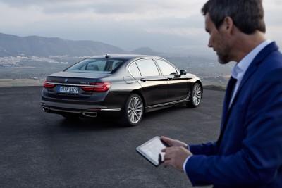 2016 BMW 7 Series Tech
