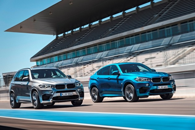 2016 BMW X5 M and BMW X6 M (7)
