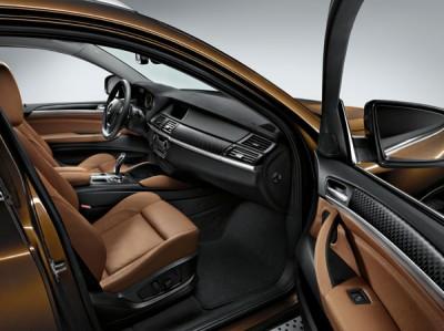 2016 BMW X6 Passenger Door Interior