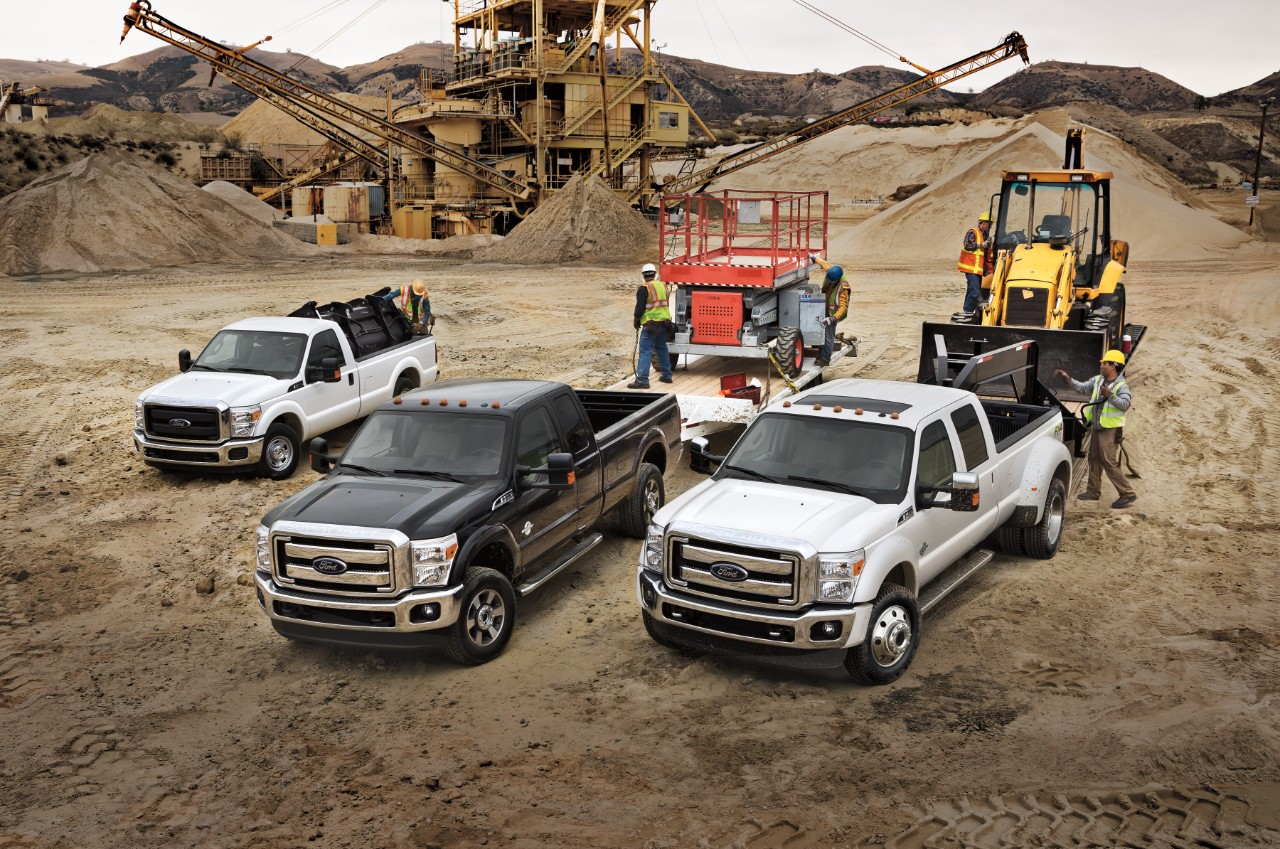 2016 Ford F-Series Super Duty Overview - The News Wheel