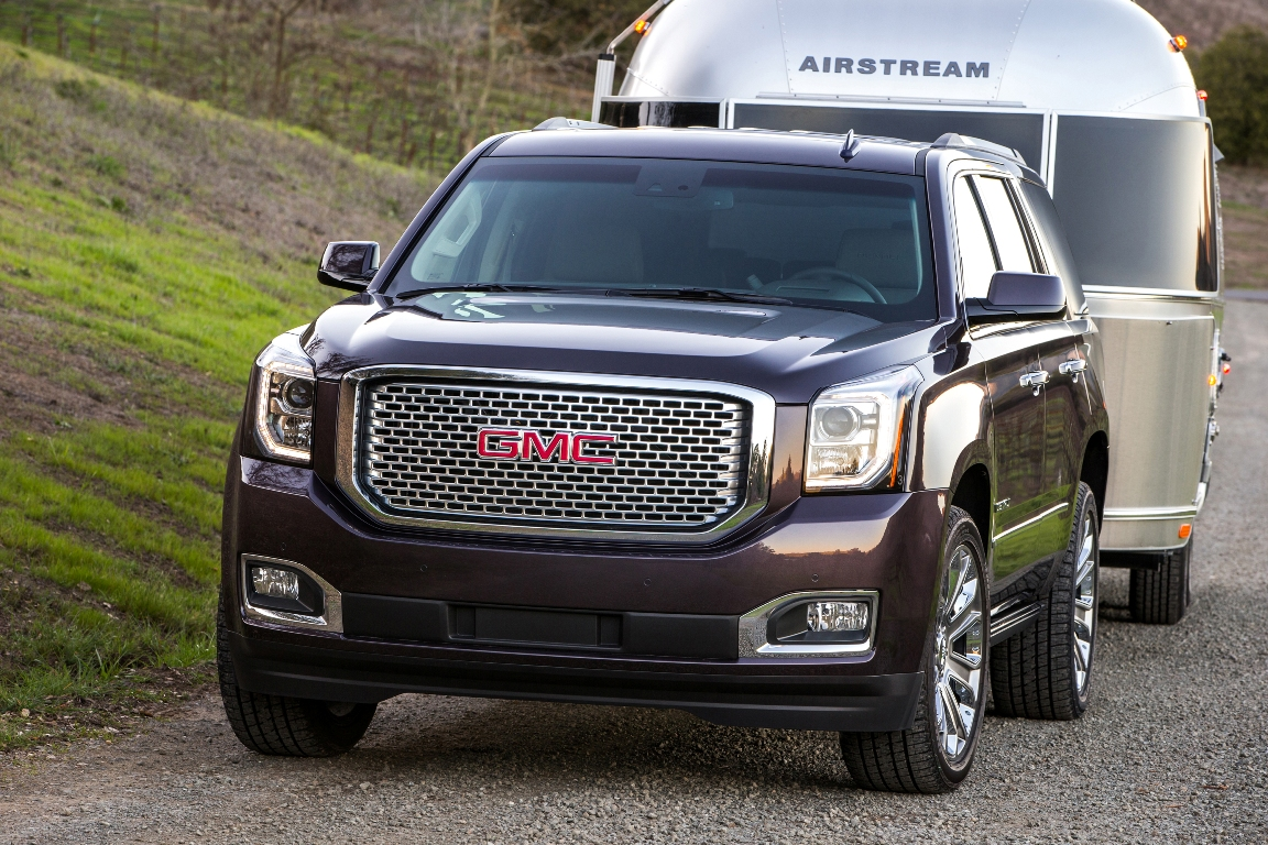 2016 Gmc Yukon Denali The News Wheel