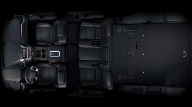 2016 GMC Yukon XL Interior