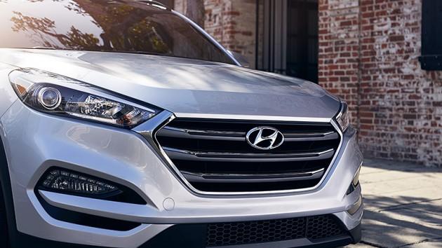2016 Hyundai Tucson Overview