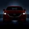 2016 Mazda6 in the dark