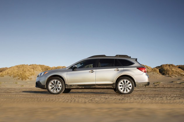 2016 Subaru Outback - march sales