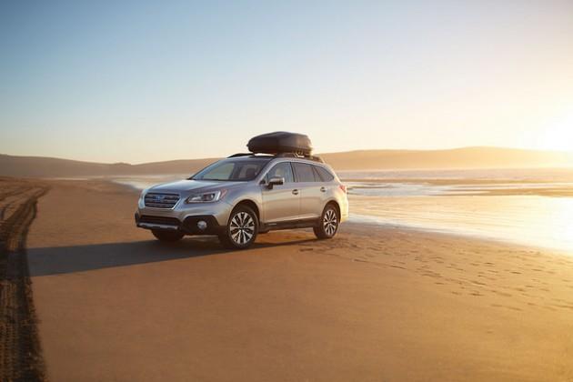 2016 Subaru Outback - siriusxm radio