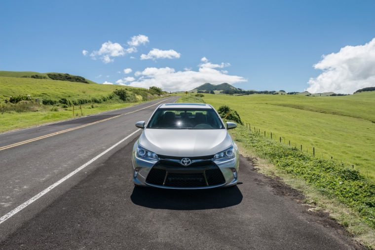 2015-2016 Toyota Camry kbb.com 5 year cost of ownership awards