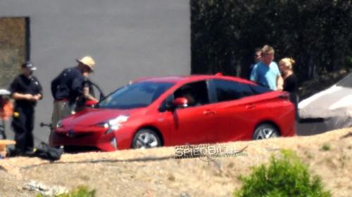 Latest Prius Spy Shots Show Sporty Styling - The News Wheel
