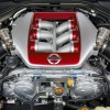 2016 Nissan GT-R 45th Anniversary Gold Edition Engine
