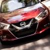 2016 Nissan Maxima Close shot front