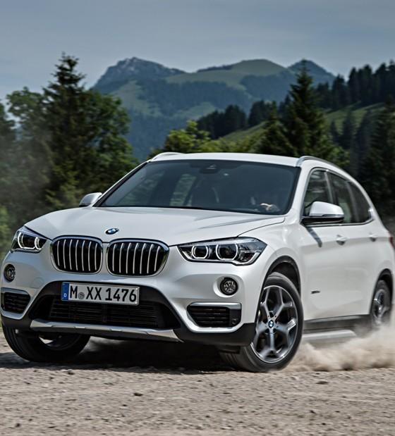 Bmw X1 M Sport: 2016 BMW X1 Overview