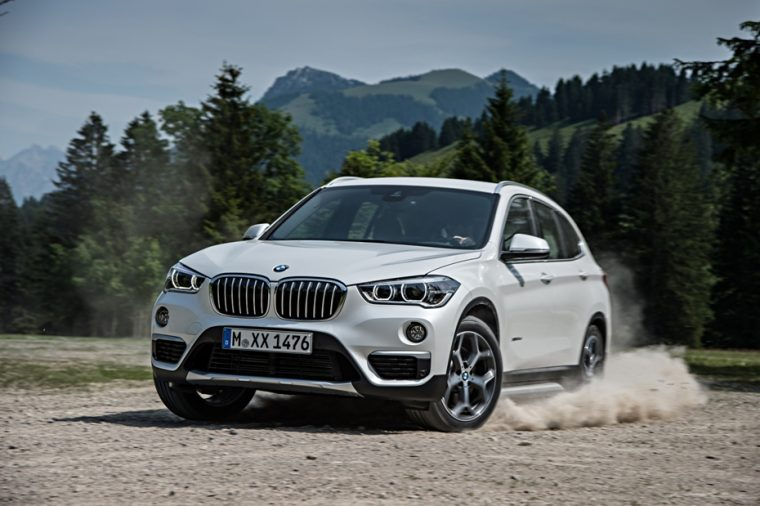 BMW X1 Exterior 3