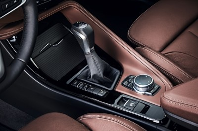 BMW X1 Gear Shift