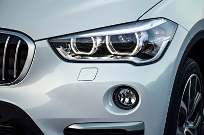 BMW X1 Headlights