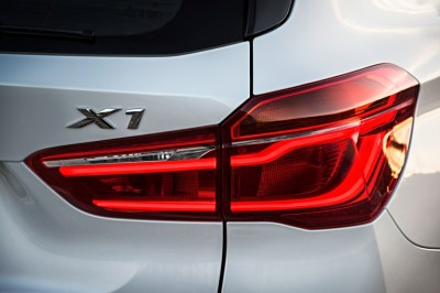 BMW X1 Tail Lights