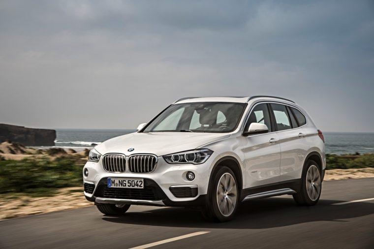 BMW X1 Exterior