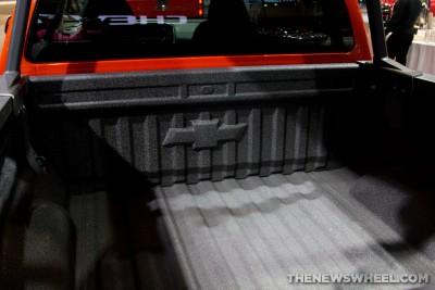Chevrolet Colorado Bed