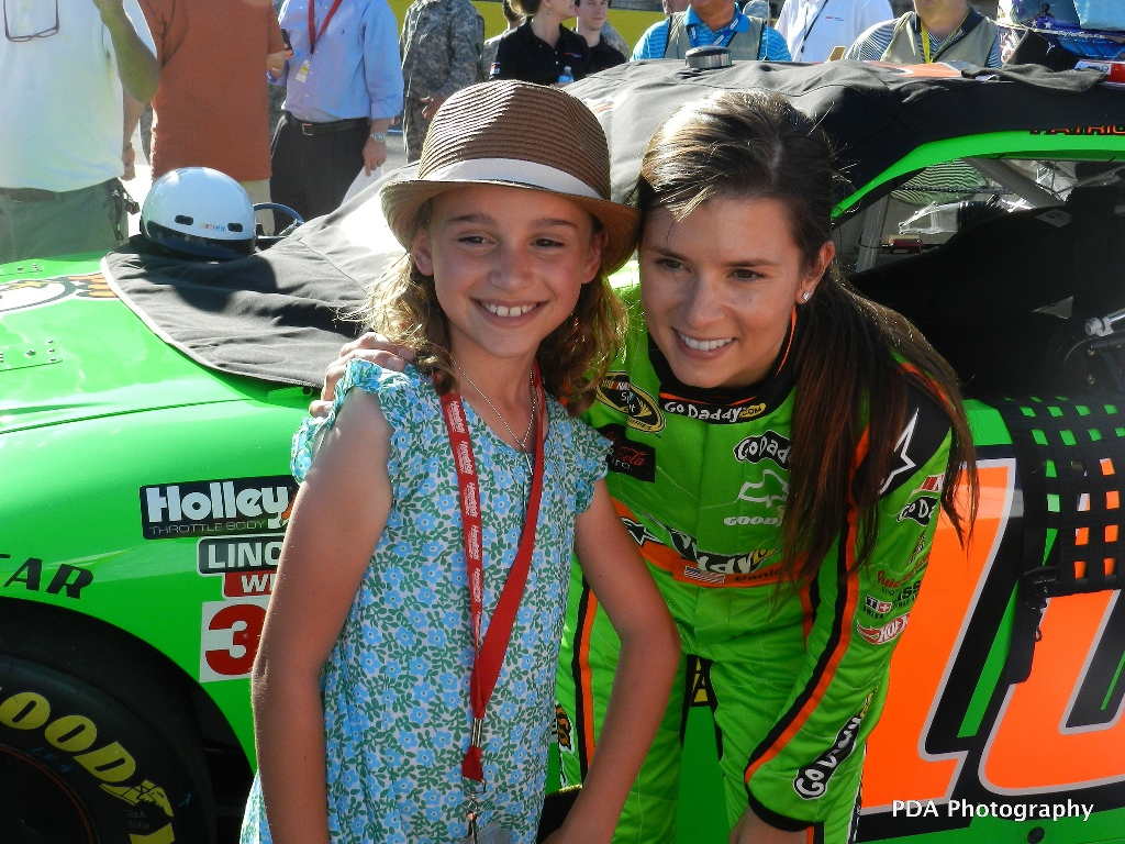 Anderson Ford Motorsports >> Danica Patrick Latest in Long Line of NASCAR Women - The ...