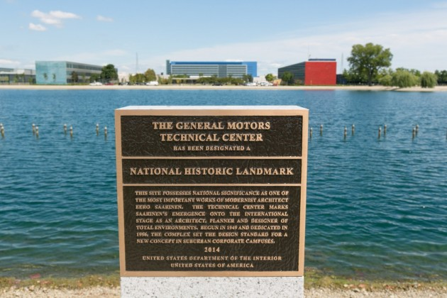 GM Tech Center Dedication (1)