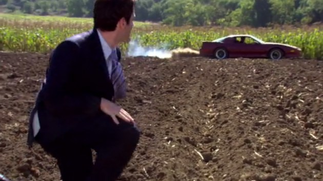 The Office - Initiation - Leaving Ryan