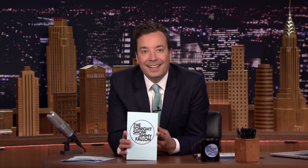 Jimmy Fallon shared his favorite #WorstRoadTripEver tweets